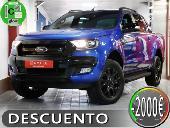 Ford Ranger 3.2tdci Dcb. Wildtrak 4x4 Aut. 200cv Pack Off-road