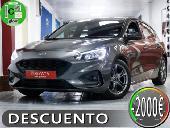Ford Focus 1.0 Ecoboost St Line Aut. 125cv 2 Años Garantia
