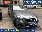 Mercedes E 220 Cdi Bluetec Aut 170cv