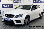 Mercedes C 63 Amg Black Series Coupe 517cv