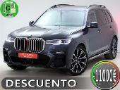 BMW X7 Xdrive 40ia 340cv  45000 En Extras