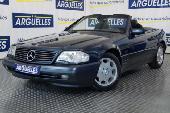 Mercedes Sl 320 4plzs Nacional Con Libro