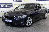 BMW 420 D Aut Cuero Navi Astos Calef