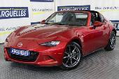 Mazda Mx-5 Rf Luxury 2.0 Aut Targa 160cv