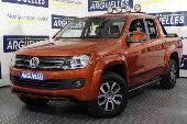Volkswagen Amarok Canyon 2.0 Tdi 180cv 4motion Aut Único