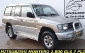 Mitsubishi Montero Largo 2.8 Tdi Gls Plus