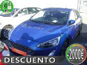 Ford Focus 1.5ecoblue Trend+ 120cv Auto  Paq Tecnológico