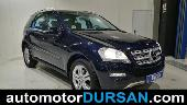 Mercedes Ml 300 M Cdi 4m Blue Efficiency
