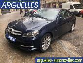 Mercedes C 180 Coupe Blue Efficiency Aut 157cv