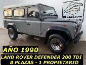 Land Rover Defender 110 Tdi Techo Duro