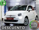 Fiat 500 1.2 Lounge  Automático, Pantalla A Color De 7