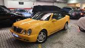 Mercedes Clk 230 Kompressor Cabrio 193cv