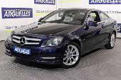 Mercedes C 180 Coupe Blueefficiency Aut 157cv