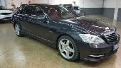 Mercedes S 500 Be 4m Aut.
