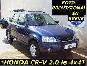 Honda Cr-v 2.0 Dohc 16v. 4x4