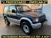 Mitsubishi Montero Corto 2.5 Tdi Glx Standard