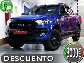 Ford Ranger 3.2tdci Dcb. Wildtrak X Off-road 4x4 Aut. 200cv