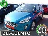 Ford Fiesta 1.0 Ecoboost S/s Titanium 125cv  Paquete City+
