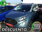 Ford Ecosport 1.5 Ecob St Line 100cv P. City, Diseño St-line