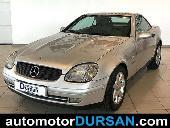 Mercedes Slk Clase Slk 230 Kompressor