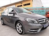 Mercedes B200 cdi*Automático*GPS*1/2 piel*Xénon*