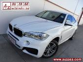 BMW X6 3.0d X-Drive AUT 258 - PACK M + SUSP.NEUMÁTICA