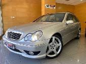 Mercedes C 30 Familiar Cdi Amg