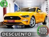 Ford Mustang Fastback 5.0 Ti-vct Gt Automatico 450cv