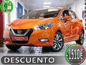 Nissan Micra 1.0 G Acenta 70cv  Wifi, Bluetooth, Usb