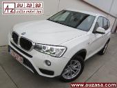 BMW X3 2.0D X-Drive AUT 190cv