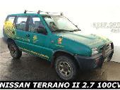 Nissan Terrano 2.7 Sgx D Turbo