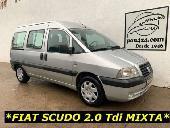 Fiat Scudo Furgón 2.0jtd Sx 109