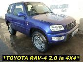 Toyota Rav 4 Rav 4 Vx