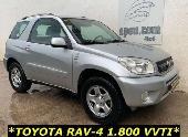 Toyota Rav 4 Rav 4 1.8 Luna