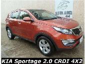 Kia Sportage 2.0crdi Drive