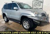 Toyota Land Cruiser 3.0 D4-d Vx