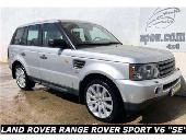 Land Rover Range Rover Sport 2.7tdv6 Se Aut.