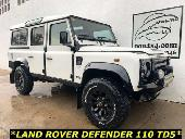 Land Rover Defender 110tdi County Sw