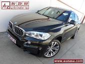 BMW X6 4.0d X-Drive AUT 313cv -PACK M + SUSP.NEUMÁTICA