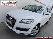 Audi Q7 3.0TDI V6 QUATTRO TIPTRONIC 245 cv 7 plz + TECHO