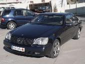 Mercedes Cl Clase Cl 500