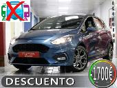 Ford Fiesta 1.0 Ecoboost S/s St Line 100cv Garantia 2 Años