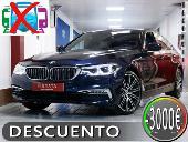 BMW 520 Serie 520d 190cv  Luxury Line Head-up Display
