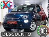 Fiat 500 1.2 Lounge 69cv Radio Con Pantalla 7  Tactil