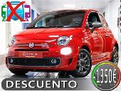 Fiat 500 1.2 S 69cv  Pantalla Tft A Color De 7 , Pdc