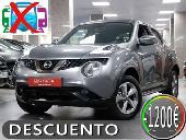 Nissan Juke 1.6 Acenta 4x2 112cv  Nissan Nconnect Y Camara