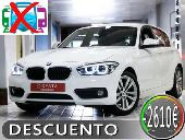 BMW 118 Serie 1 F20 5p. 136cv  Navegación Business