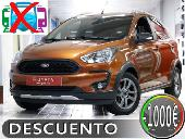 Ford Ka/ka+ Ka Ka+ 1.2 Ti-vct Active 85cv  Paquete City