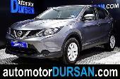 Nissan Qashqai 1.6dci Visia 4x2