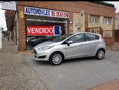 Ford Fiesta 1.2cc VENDIDO